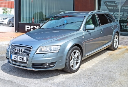 Audi A6 2.7tdi Allroad