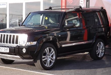 Jeep Commander 3.0 diesel auto (R1714)