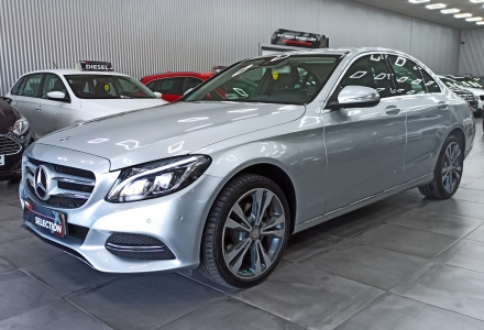 Mercedes C220 Blue Tec 7G Plus (R1845)