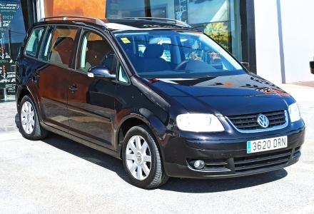 Volkswagen Touran 1.9 TDi (R1827)