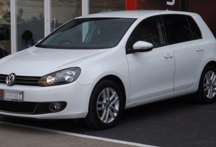 Volkswagen Golf 1.6 TDI DPF Sport Auto (R1600)