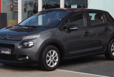 Citroen C3 Pure Tech 1.2i (R1773)